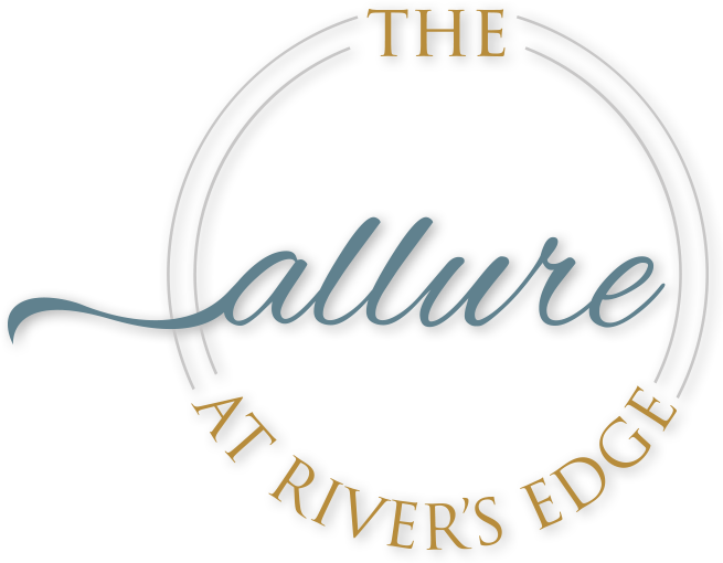 The Allure at River's Edge Logo